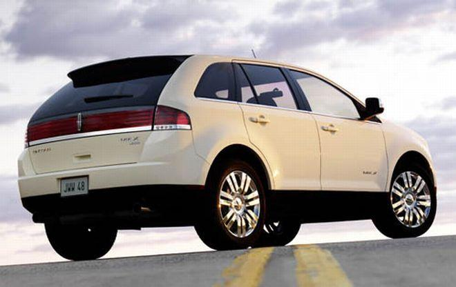 2007 Lincoln MKX SUV Picture