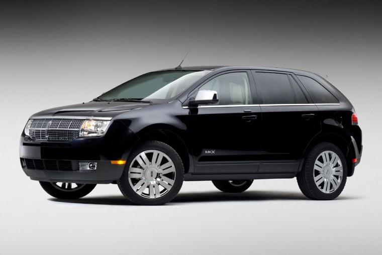 2008 Lincoln MKX Picture