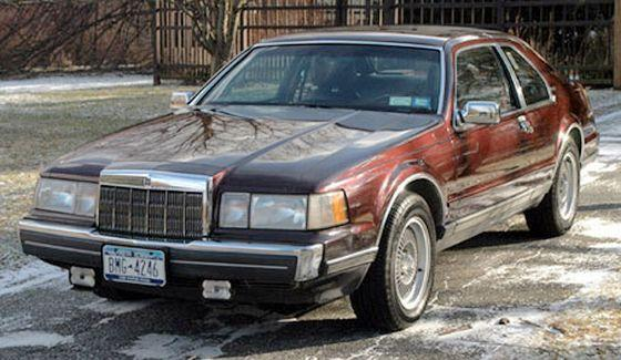 1987 Lincoln Mark VII Car Picture