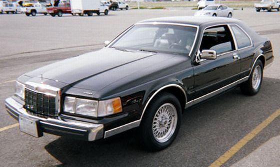 1991 Lincoln Continental Car Picture