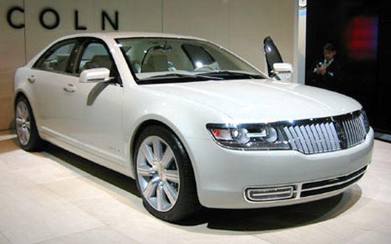 2004 Continental Zephyr Concept Car Picture