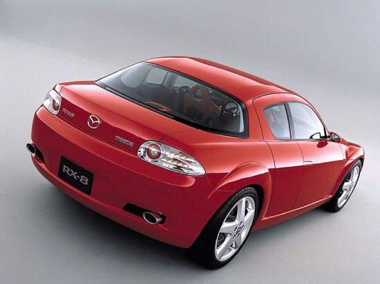 2005 Mazda RX-8 Car Picture