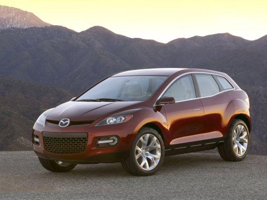 Mazda MX Crossport Concept Car Picture