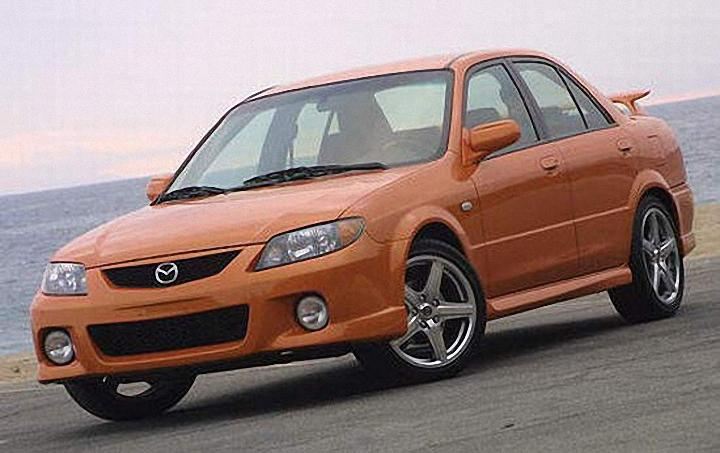 2003 Mazda Mazdaspeed Protege Car Picture