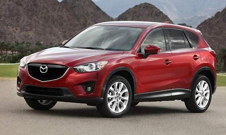 2013 Mazda CX-5 Concept Car Picture