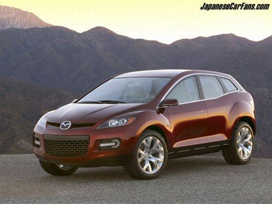 2007 Mazda CX Car Picture