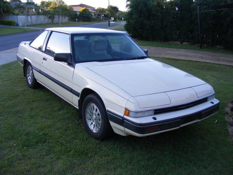 1984 Mazda 929 Coupe Car Picture
