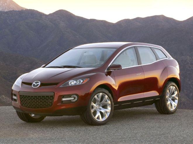 2007 Mazda CX-7 Car Picture