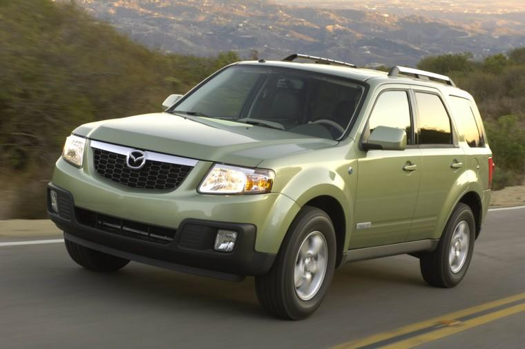 2008 Mazda Tribute SUV Picture