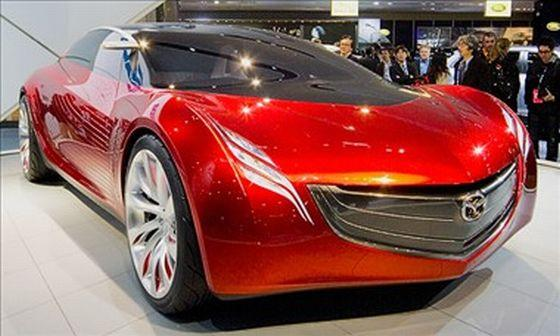 Mazda Car Pictures Page 4 | Old and New Car Pics