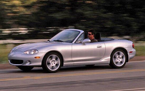 2005 Mazda Miata Car Picture