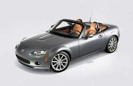 2006 Mazda MX5 Car Picture
