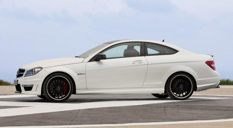 2012 Mercedes-Benz C63 AMG Car Picture