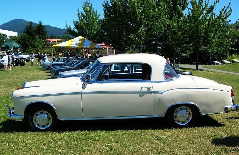 1959 Mercedes-Benz 220 SE Car Picture