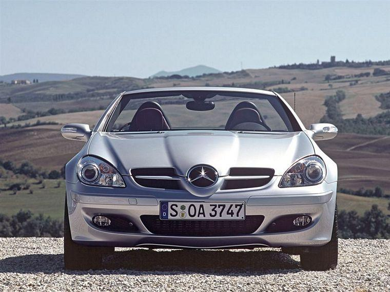 2004 Mercedes-Benz SLK55 AMG Car Picture