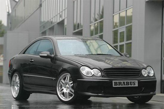 2004 Mercedes-Benz Brabus K8 Car Picture