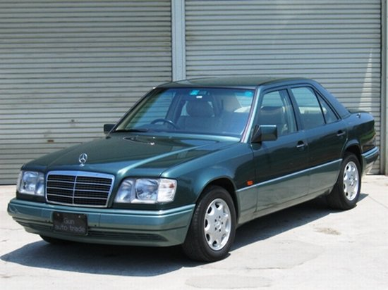 1994 Mercedes-Benz E280 Car Picture