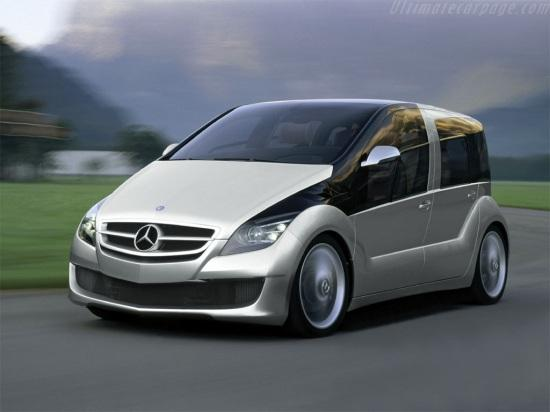 Mercedes-Benz F600 Concept Car Picture