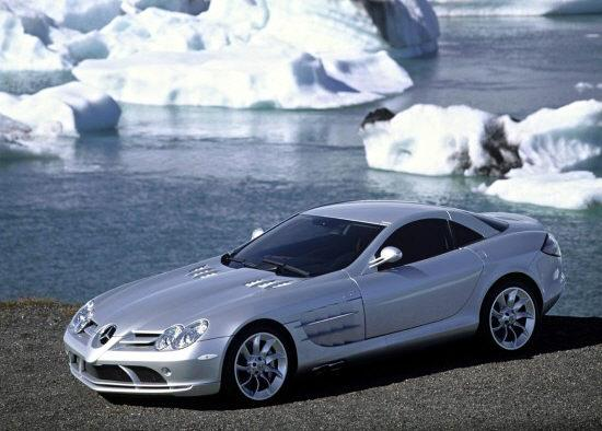 2004 Mercedes-Benz McLaren Car Picture