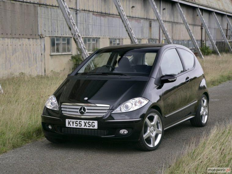 2005 Mercedes-Benz A200 Turbo Car Picture
