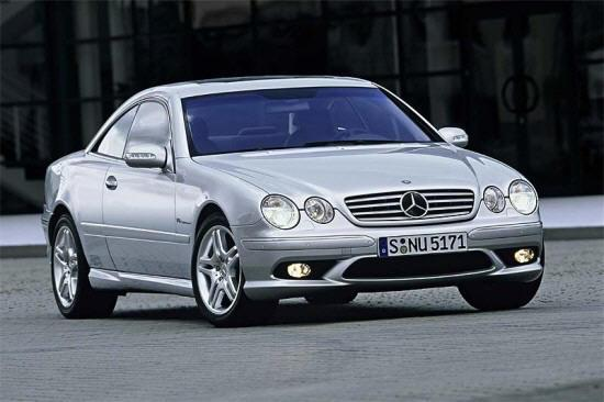 2005 Mercedes-Benz CL Car Picture
