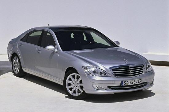 2006 Mercedes-Benz S class Car Picture