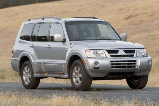 2005 Mitsubishi Montero Car Picture