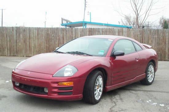 2000 Mitsubishi Eclipse Car Picture