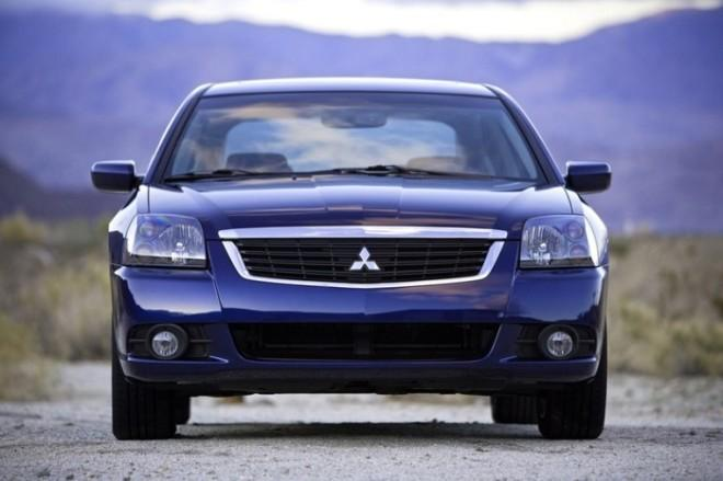 2009 Mitsubishi Gallant Car Picture