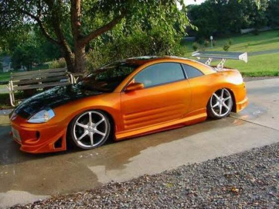 2003 Mitsubishi Eclipse Car Picture