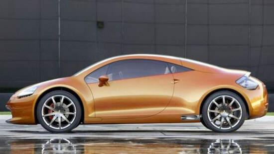 Mitsubishi Eclipse Concept Car Picture
