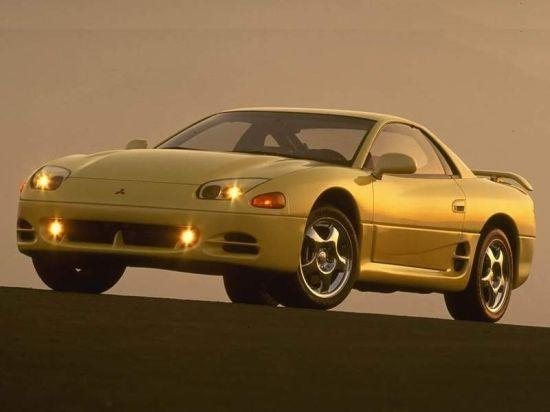 Front left Mitsubishi GTO Car Picture
