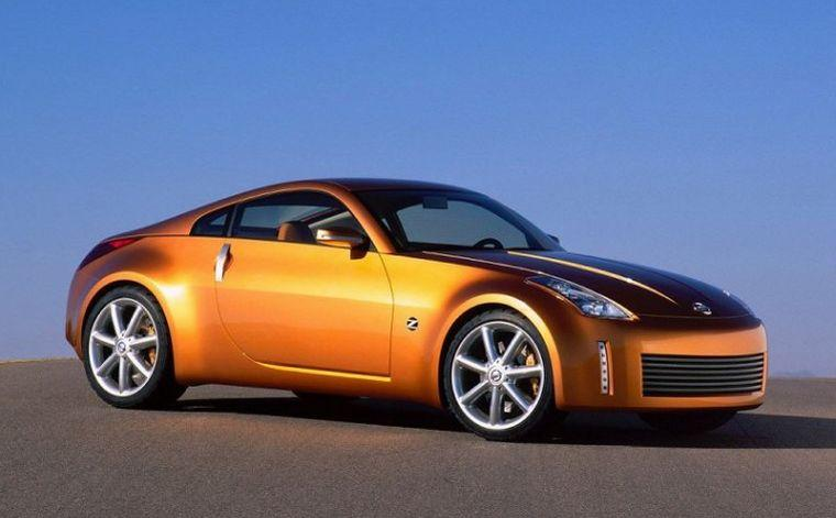 2001 Nissan Z Concept Car Picture