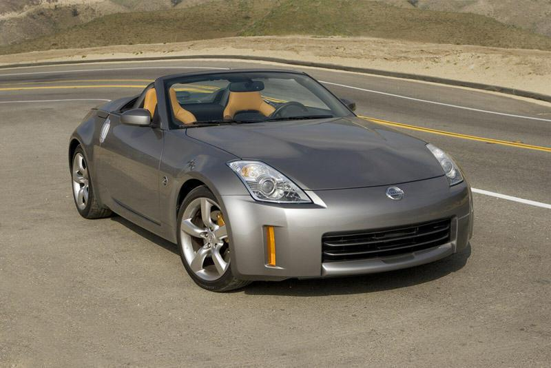 2008 Nissan 350Z Front Right Side Car Picture