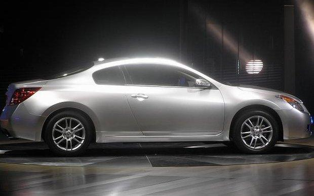 2008 Nissan Altima Coupe Right Side Car Picture