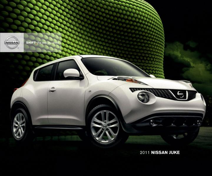 2011 Nissan Juke Car Photo