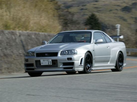 2005 Nissan Skyline Car Picture