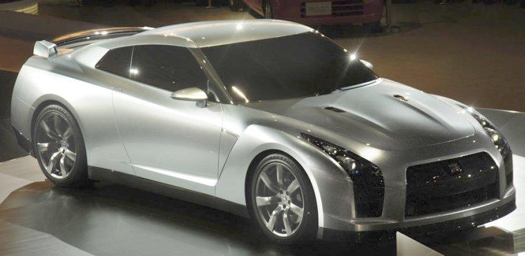 Nissan Skyline Concept Car Picture