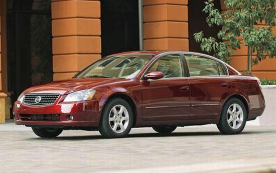2006 Nissan Altima Car Picture