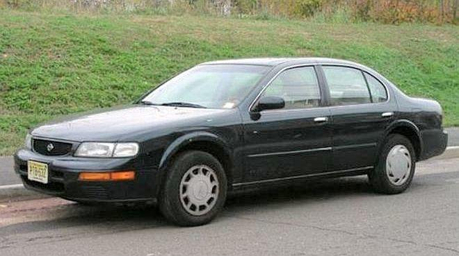 1995 Nissan Maxima Car Picture
