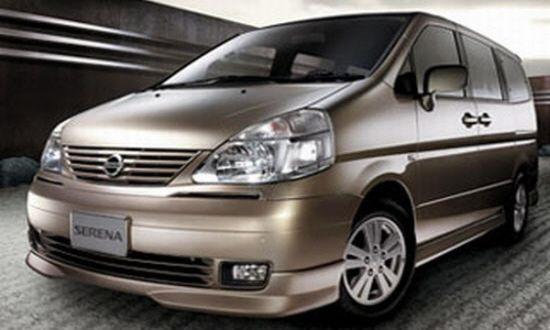 2005 Nissan Serena Car Picture
