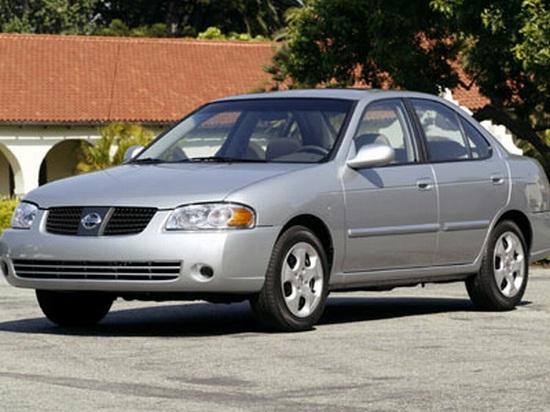 2006 Nissan Sentra Car Picture