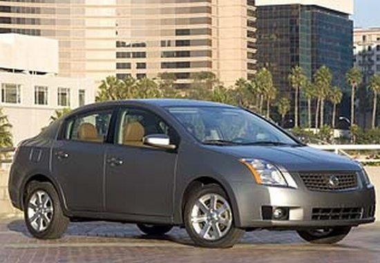 2007 Nissan Sentra Car Picture