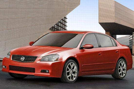 2004 Nissan Altima SE-R Car Picture