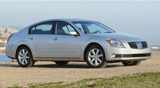 2006 Nissan Maxima Car Picture