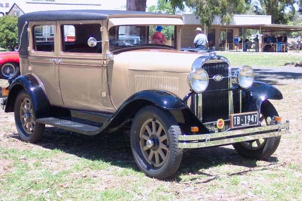 1929 Oldsmobile F29 Car Picture