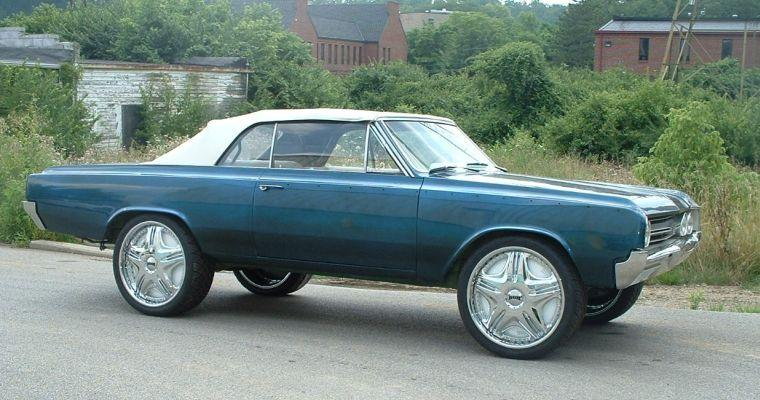 1967 Oldsmobile Cutlass Car Picture