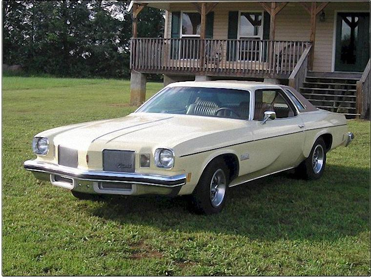 1974 Oldsmobile Cutlass Car Picture