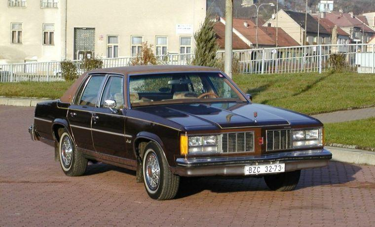 1978 Oldsmobile Delta 88 Car Picture