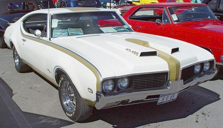 1969 Oldsmobile Hurst Car Picture